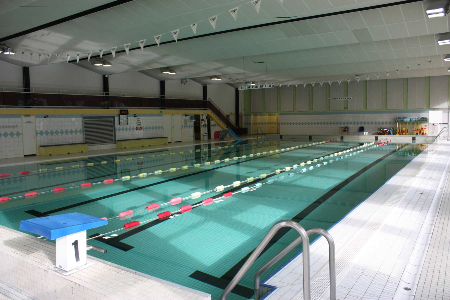 Natation synchronis e for Piscine kerhallet